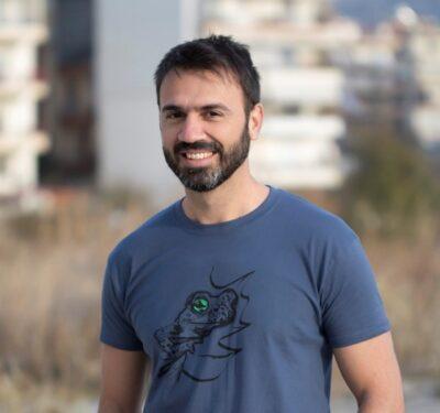 Ηλίας Στραχίνης Βιολόγος Άγρια Ελλάδα